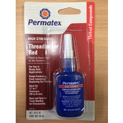 Permatex 271 High Strength Threadlocker RED 10ml