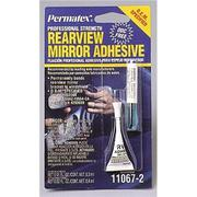 Permatex Rearview Mirror Adhesive 2 Part Kit