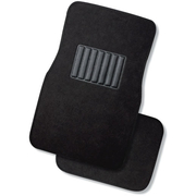 Road Gear Revolution Le Mans Carpet Car Mats 4pce Black