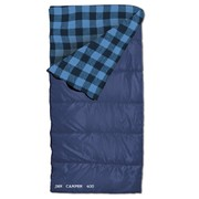 Roman Sleeping Bag Camper Kid 400 Kids - Blue