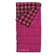 Roman Sleeping Bag Camper Kid 400 Kids - Pink