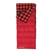 Roman Sleeping Bag Camper 400 Adult - Red