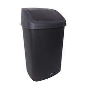 Sabco Grey Rubbish Bin 50 Litre