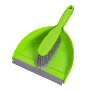 Sabco Dustpan Set Green