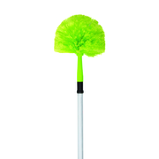 Sabco Domed Cobweb Broom Handle Extends to 1.5m