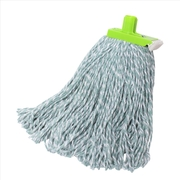 Sabco Premium Cotton Mop Refill XLarge With Scourer - All Purpose - Antibacterial