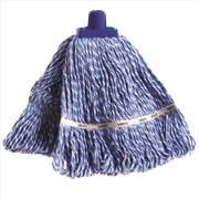 Sabco 350g Premium Grade Loop Mop Head Blue
