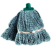 Sabco 350g Premium Grade Loop Mop Head Green