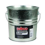 Sabco Galvanised 9 Litre Bucket