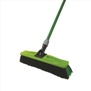 Sabco 450mm Professional All Purpose Multisurface Broom With Handle