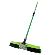 Sabco 600mm Professional All Purpose Multisurface Broom With Handle