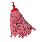 Sabco Power Cotton 400gm Red Mop Head Only