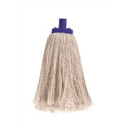 Sabco Professional Polycotton Mop Head #30 (600G) With Plastic Socket