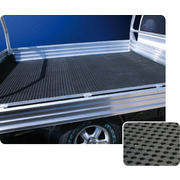 Roadgear Ute Matting 1830 x 1200 x 10mm Black Rubber