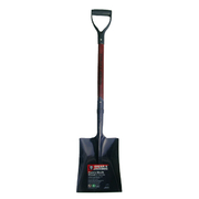 Spear & Jackson County Square Mouth Shovel Timber Handle
