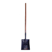 Spear & Jackson County Square Mouth Shovel Long Handle Timber