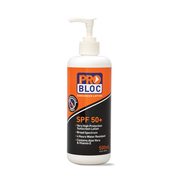 Pro Bloc SPF 50+ Sunscreen 500ml Pump Bottle