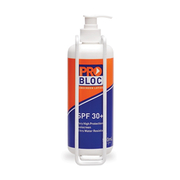 Pro Choice Wall Bracket For 500ml Sunscreen Pump Bottle