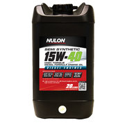Nulon Semi Synthetic 15W-40 High Torque Diesel Formula Engine Oil 20 Litre