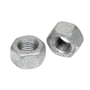 Structural Nuts M20 Galvanised