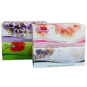 Swan Eternity 2 Ply 180 Sheet Facial Tissues Carton of 36 Boxes