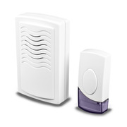 Swann Doorbell Wireless Compact 32Chimes, 50m Range