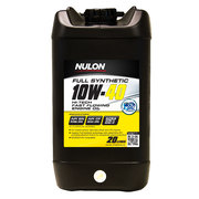 Nulon Full Synthetic 10W40 Hi-Tech Fast Flowing Engine Oil 20 Litre