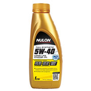 Nulon Full Synthetic 5w40 Long Life Engine Oil