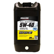 Nulon Full Synthetic 5W40 Petrol & Diesel Long Life Engine Oil 20 Litre