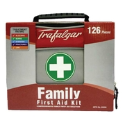 Trafalgar Family First Aid Kit 126pce