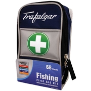 Trafalgar Fishing First Aid Kit 68pce