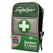 Trafalgar Outdoor & Leisure First Aid Kit 68pce