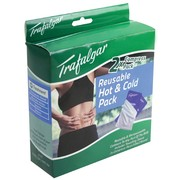 Trafalgar Reusable Hot & Cold Pack, 2 Pack