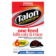 Talon Rat & Mouse Killer 150g Pellets SRT