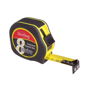 Sterling 8m Professional Magnetic Hook Tape Measure
