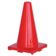 Pro Choice Orange Hi Vis Traffic Cone 300mm