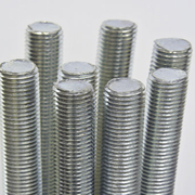 "Threaded Rod 4.6 Grade 1/4"" x 3 Foot BSW Zinc Plated"