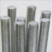 Threaded Rod 4.6 Grade 6mm x 1m Zinc Plated