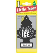Little Trees Air Freshener Black Ice