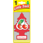 Little Trees Air Freshener Wild Cherry