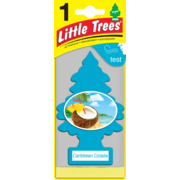 Little Trees Air Freshener Caribbean Colada