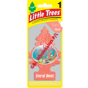 Little Trees Air Freshener Coral Reef