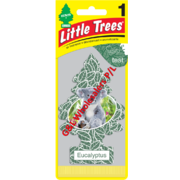 Little Trees Air Freshener Eucalyptus