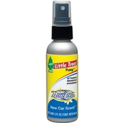 Little Trees Air Freshener 60ml Pump Spray New Car