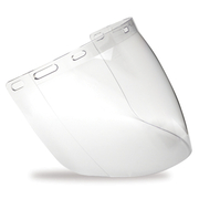 Pro Choice Clear Polycarbonate Visor To Suit BG & HHBGE