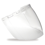 Pro Choice Clear Polycarbonate Visor To Suit BG & HHBGE & BG-NH