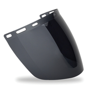 Pro Choice Smoke Polycarbonate Visor To Suit BG & HHBGE