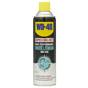 WD-40 High Performance White Lithium Grease 300g