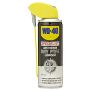 WD-40 Anti Friction Dry PTFE Lubricant 150g