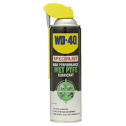 WD-40 High Performance Wet PTFE Lubricant 318g